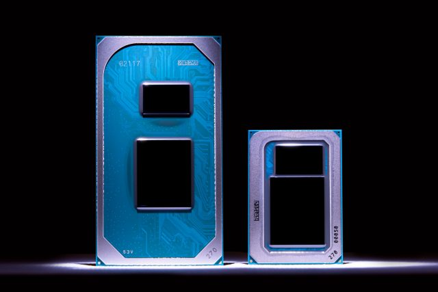 Intel Core H35 - 11. nesil işlemci