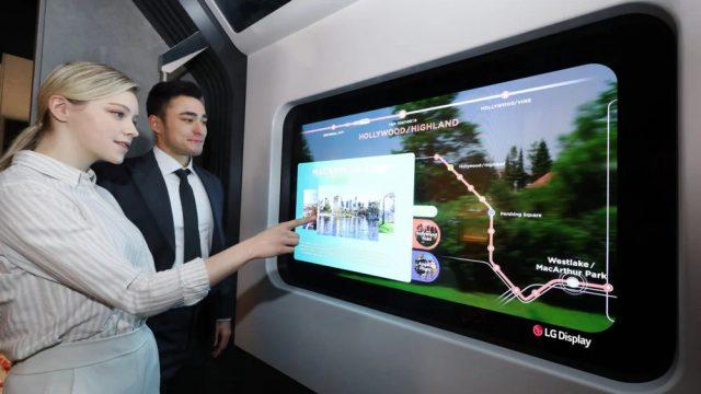 Şeffaf OLED Paneller CES 2021'de Sergilenecek!