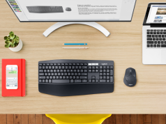 Logitech MK850 Kablosuz Klavye ve Mouse Seti