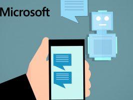 Microsoft Sohbet Robotu