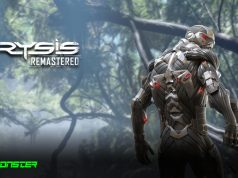 Monster Notebook Crysis Remastered