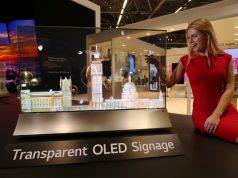 LG Display Şeffaf OLED Panellerini CES 2021'de Sergileyek!