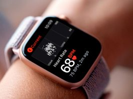 Apple Watch Covid-19