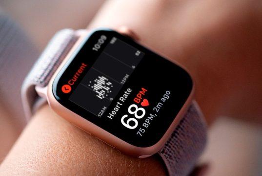 Apple Watch Covid-19