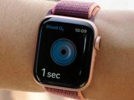 Apple Watch Series 7 kan şekeri ölçme