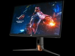 Asus ROG Swift PG279QM