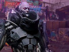 Cyberpunk 2077 Üçüncü Şahıs