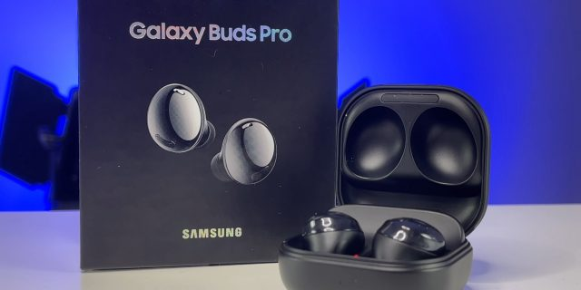 galaxy buds pro unboxing