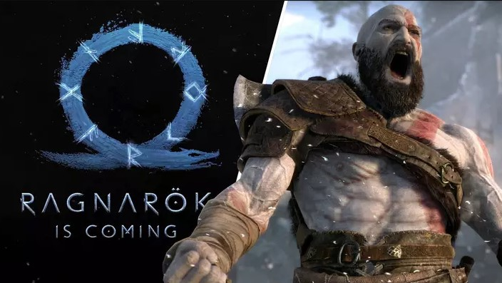 God of War Ragnarok PS4