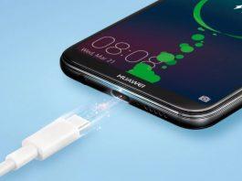 Huawei 135W hızlı şarj