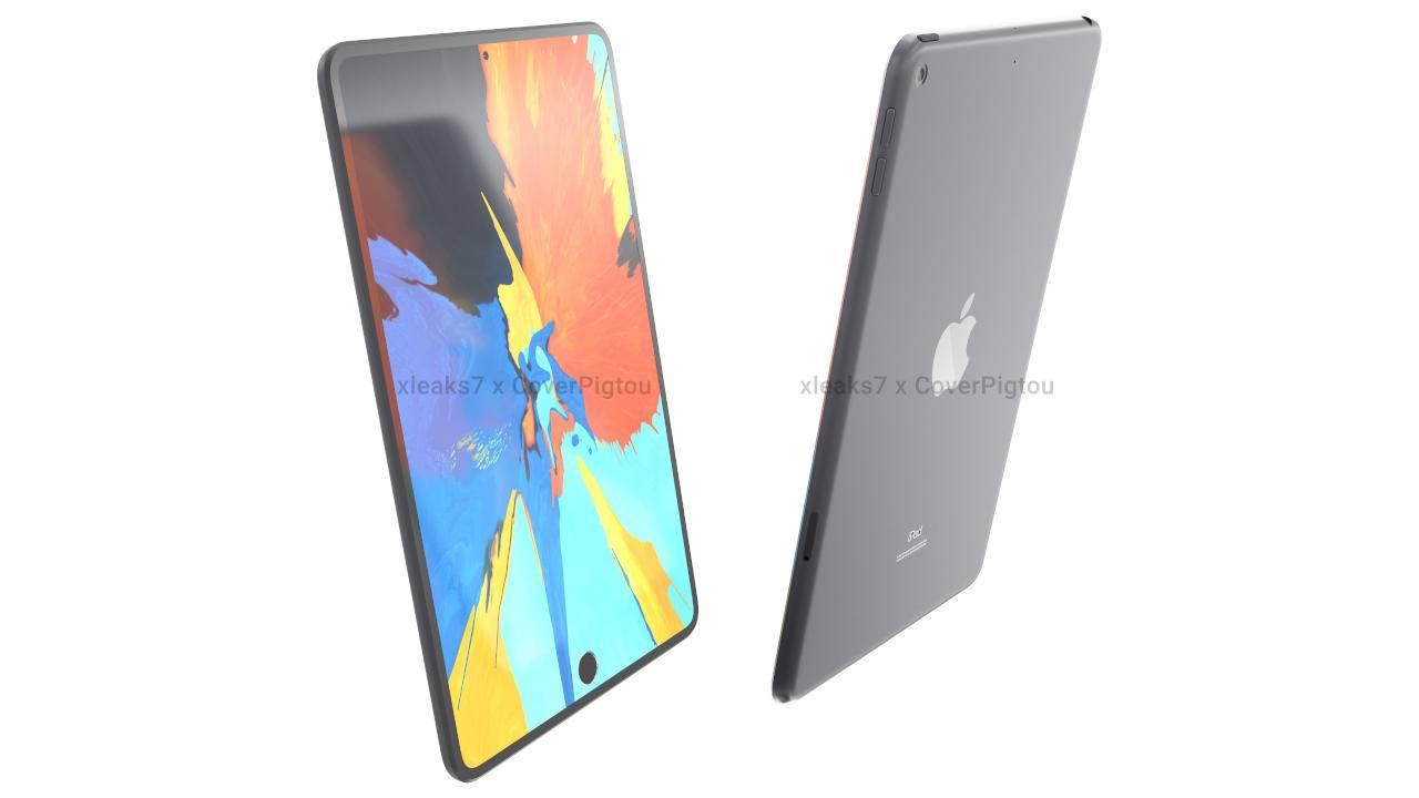iPad Mini 6 Tasarımı