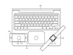 macbook kablosuz şarj