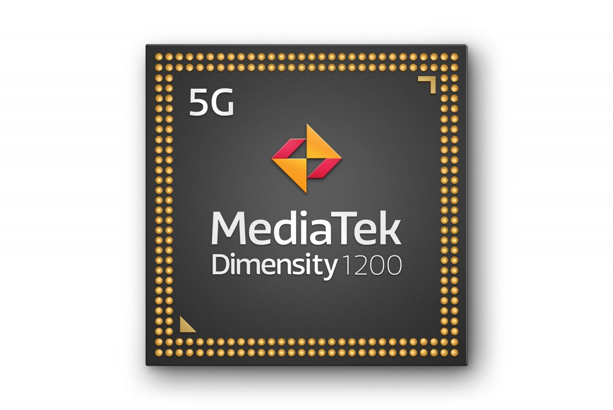 MediaTek Dimensity 1200 features