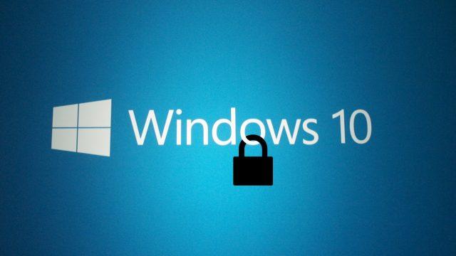 Windows 10 sabit disk hata