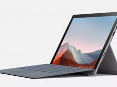 Microsoft Surface Pro 7 Plus