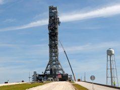 NASA Mega Ay Roketi