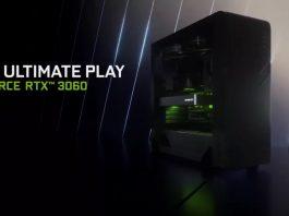 NVIDIA RTX 3060 12 GB