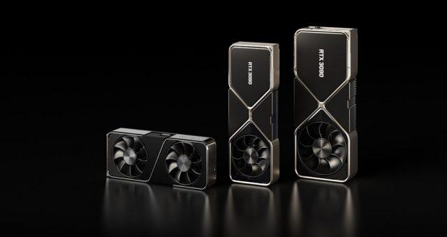 NVIDIA RTX 3080 Super ve RTX 3070 Super