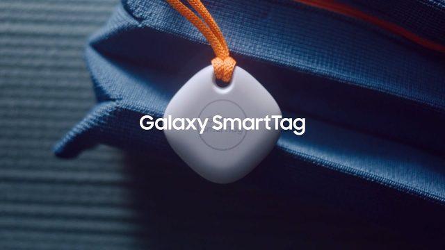Samsung Galaxy SmartTag takip cihazı