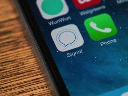 Signal WhatsApp