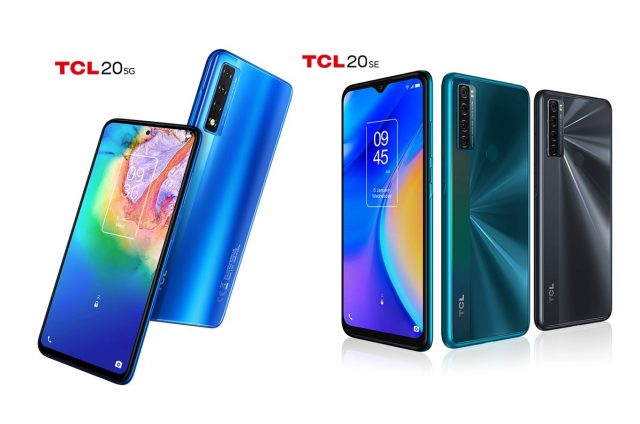 TCL 20 ve TCL 20 SE fiyatı özellikleri