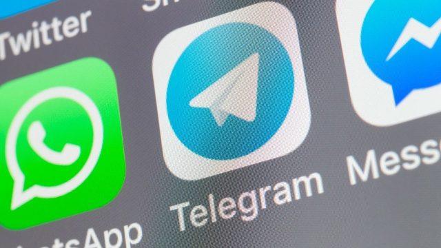 Telegram 500 Milyon