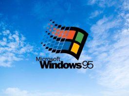 Windows 95 Uygulaması