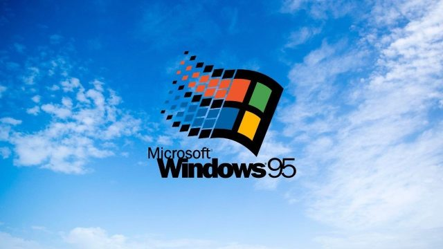 Windows 95 Uygulaması