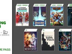 Xbox Game Pass Ocak 2021