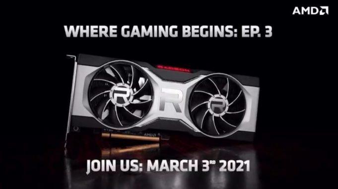 AMD Radeon RX 6700 XT tanıtım tarihi