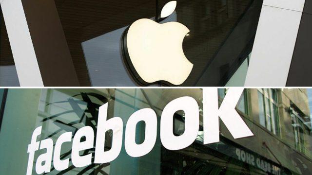 Facebook Apple Dava