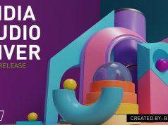 NVIDIA Studio Sürücüsü
