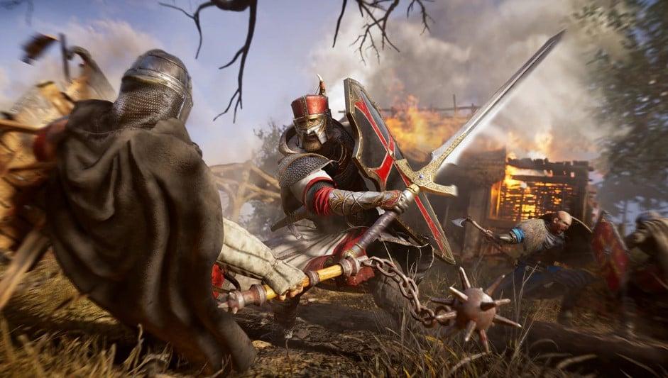 Assassin's Creed Valhalla güncellemesi