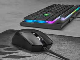 Corsair Katar Pro XT ve MM700 RGB Mouse Pad