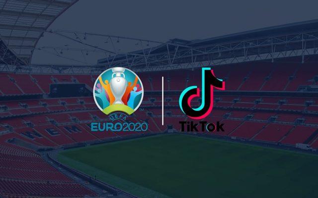 sponsor tiktok euro 2020