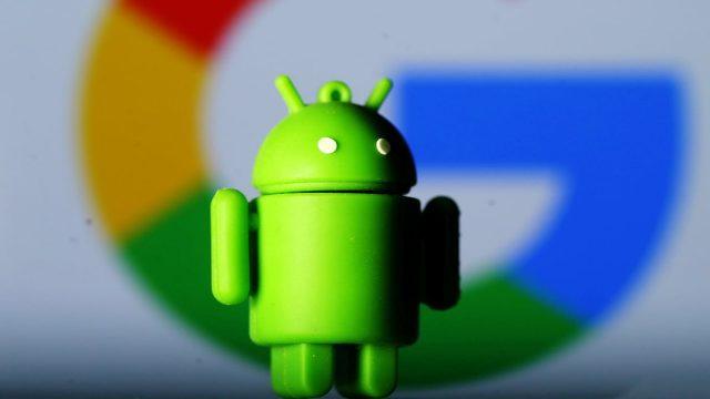 Android anti-takip