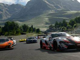 Gran Turismo 7 Covid-19
