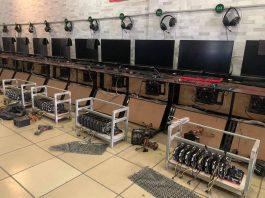 internet kafe kripto madencilik