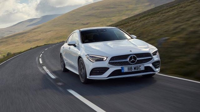 Mercedes eCall