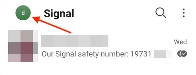 signal hesabi nasil silinir