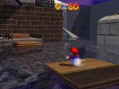 Super Mario 64 RTX modu