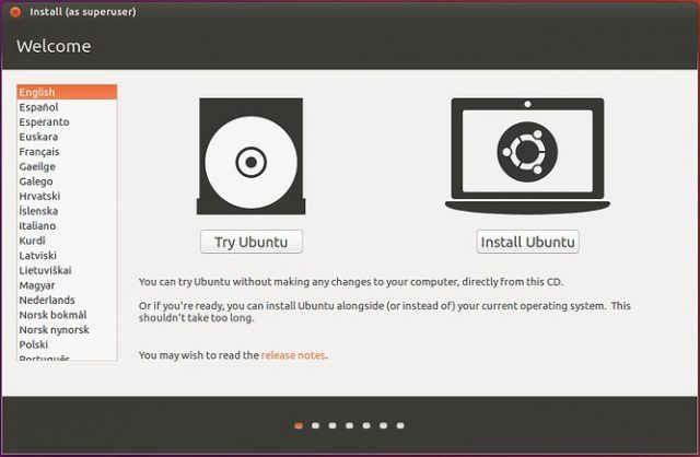 Linux installation and dual boot guide