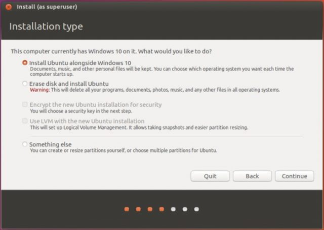 Installing Linux on a Windows Computer