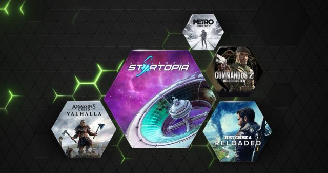 25 Mart Perşembe GeForce Now yeni oyunlar