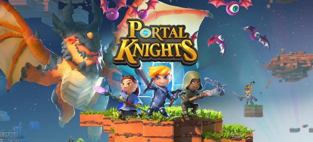 Portal Knights The best survival games