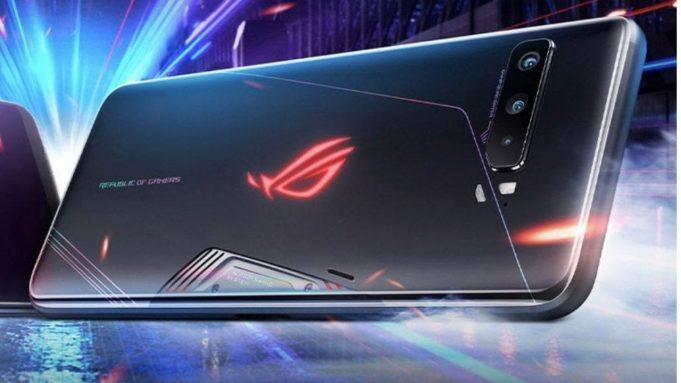 Asus ROG Phone 5 18 GB RAM