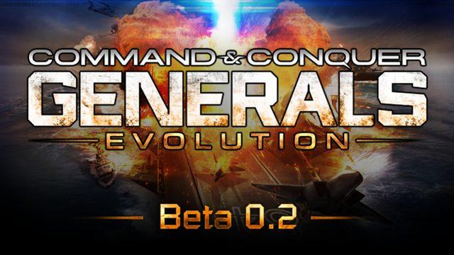 Generals Evolution Beta 0.2