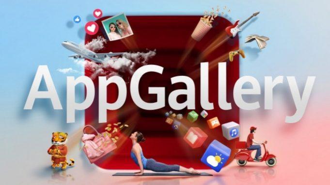 AppGallery Aktif Kullanıcı Sayısı