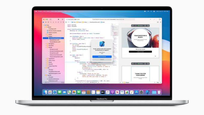 macOS 11.3 Rosetta 2