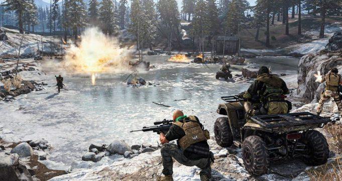 Call of Duty Warzone yüksek çözünürlüklü doku paketi